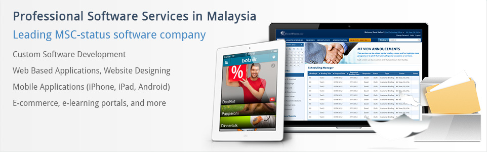 Professional Software Services in Malaysia